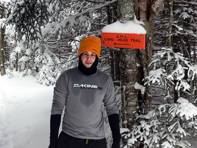 Me New Hampshire Mt Washington Trail