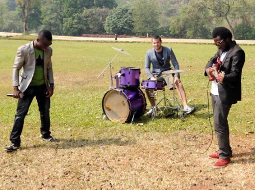 Me Nigeria Band