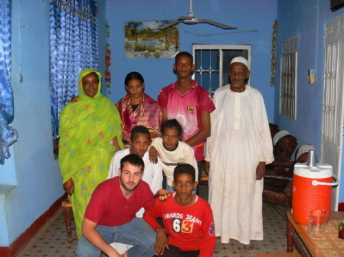 Me Sudan Family