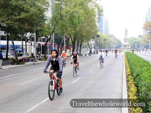 Mexico Bike Day