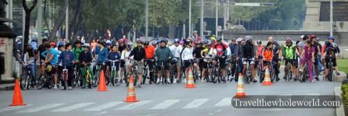 Mexico City Bike Day
