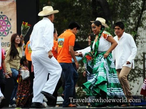 Mexico City Dancing