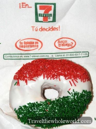 Mexico City Donut
