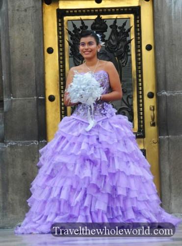 Mexico City Girl