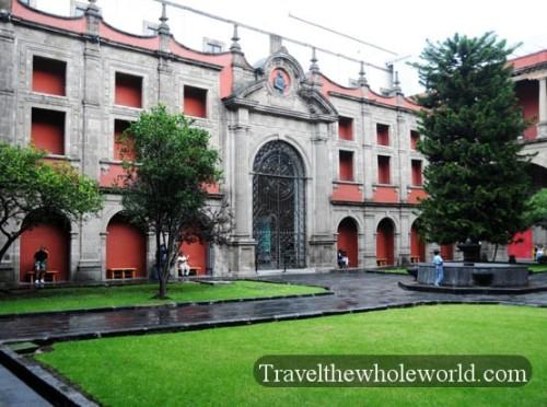 Mexico City National Museum