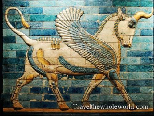 Mexico City National Museum Mesopotamia