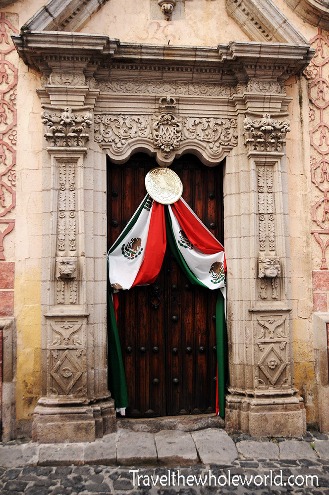 Mexico Taxco Door