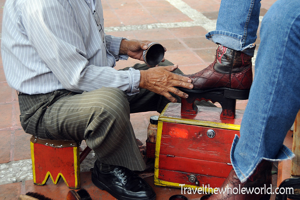 Mexico Shoe Shine
