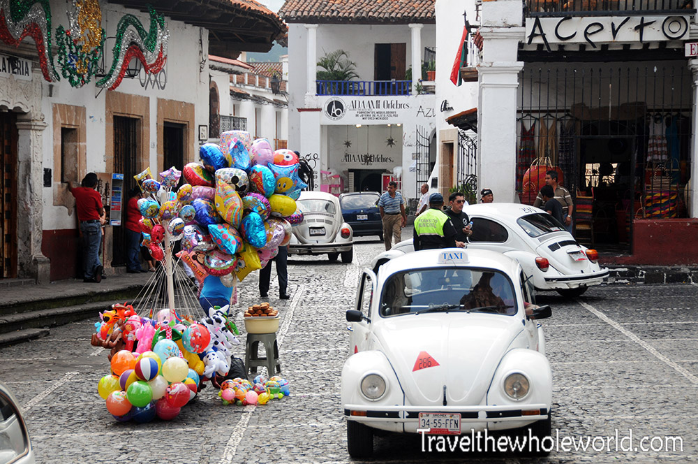 Taxco Taxis