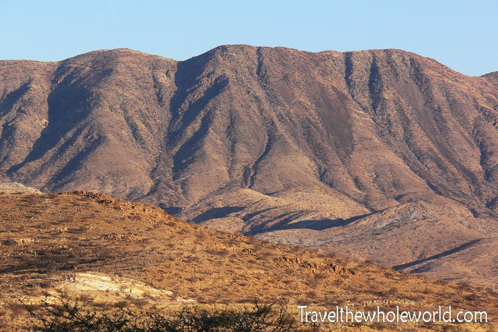 Namibian Mountains