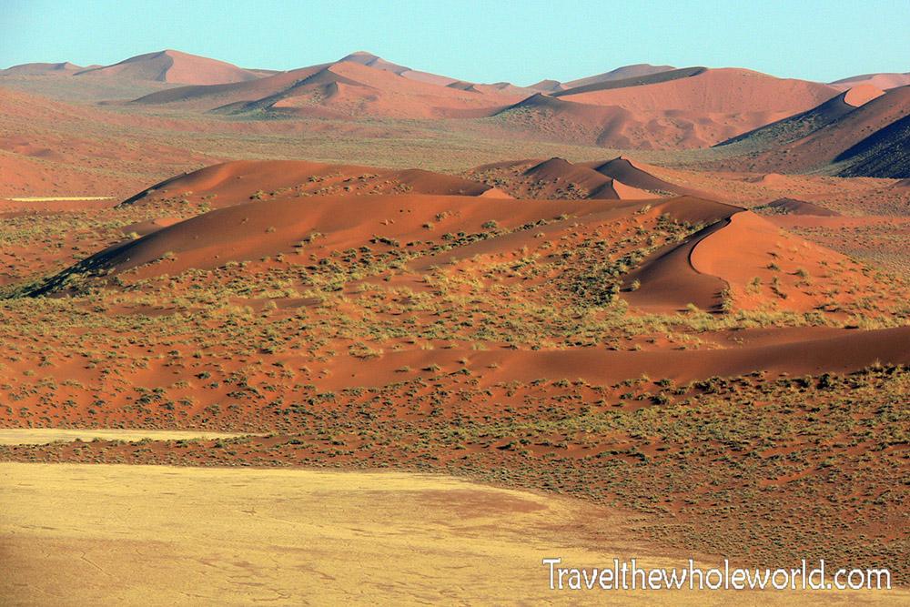 Namibia Red Desert