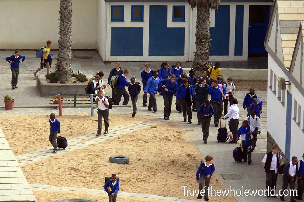 Swakopmund Namibia School Kids