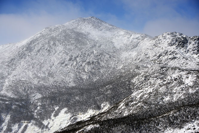 New Hampshire Mt Jefferson
