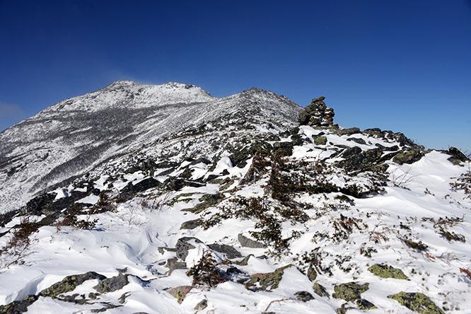New Hampshire Mt Madison Summit