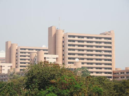Nigeria Abuja Buildings