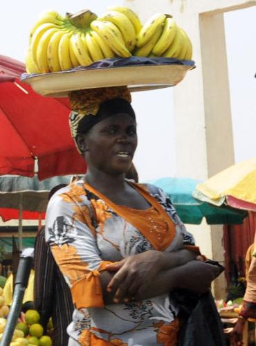 Nigeria Abuja Market