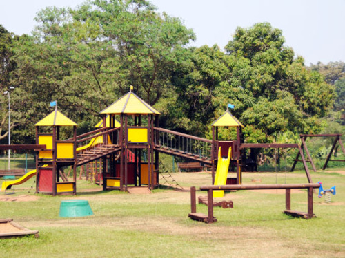 Nigeria Abuja Millenium Park Playground