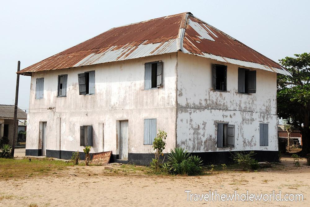 Nigeria Badagry Building