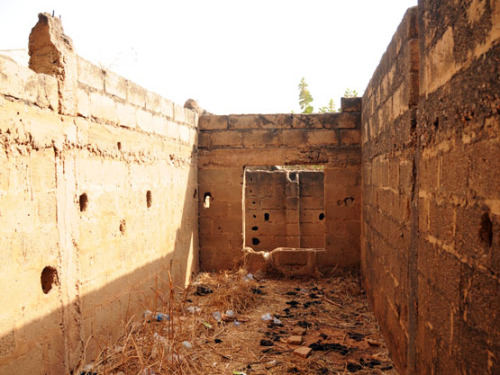 Nigeria Kano Abandoned