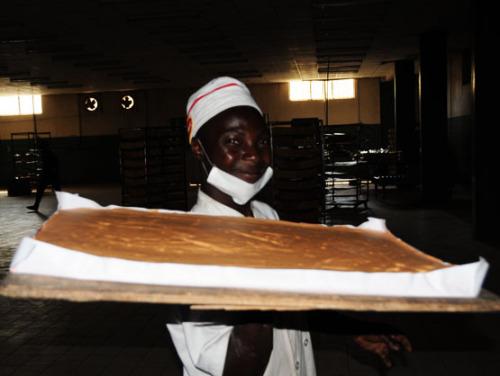 Nigeria Kano Bakery
