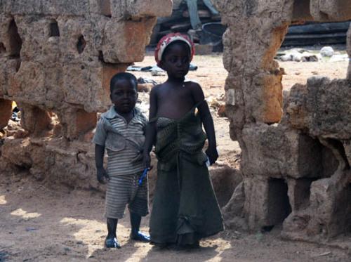 Nigeria Kano Kids