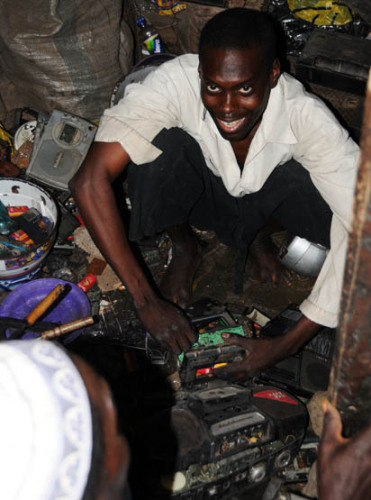 Nigeria Kano Old City Repair