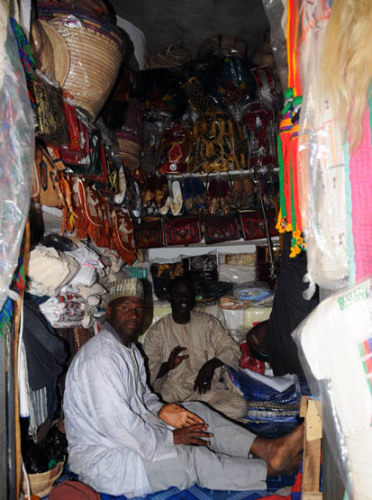 Nigeria Kano Old City Shop