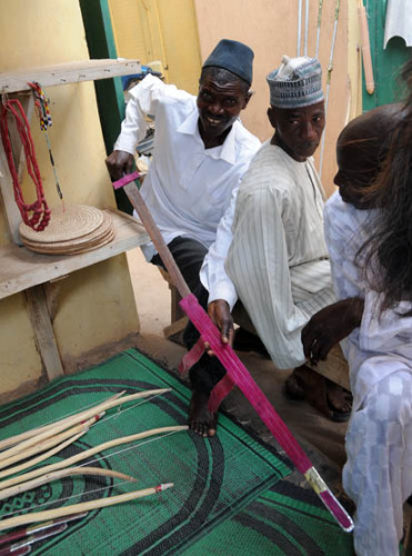 Nigeria Kano Old City Sword