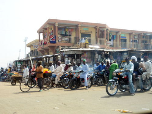 Nigeria Kano Street