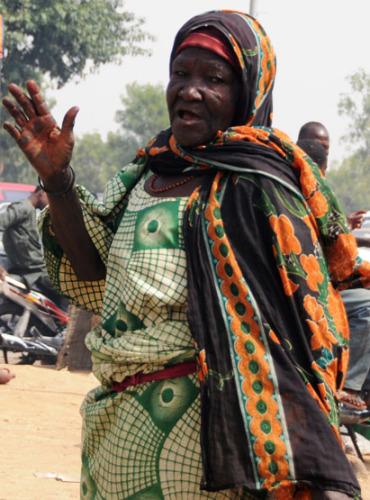 Nigeria Kano Woman