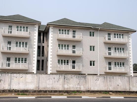 Nigeria Lagos New Building