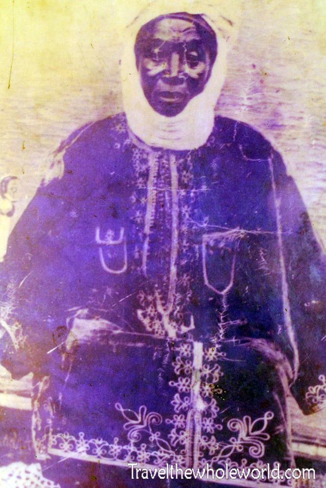 Nigerian Slave Master Seriki Faremi Willaims Abass