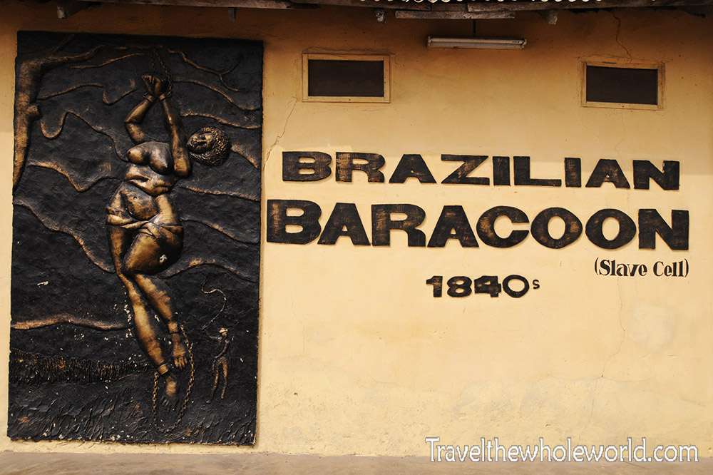 Nigeria Slavery Baracoon