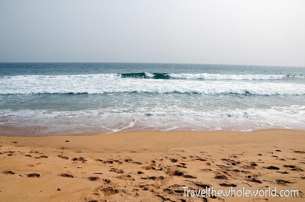 Nigeria Slavery Beach