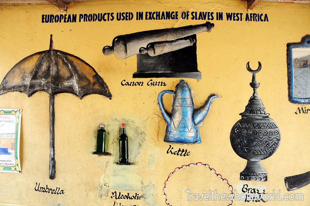 Nigeria Slavery Trade Items