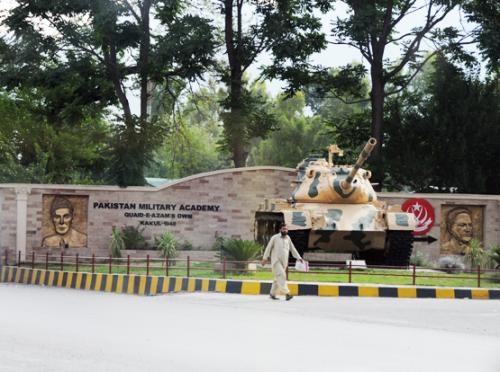 Pakistan Abbottabad Military Bas