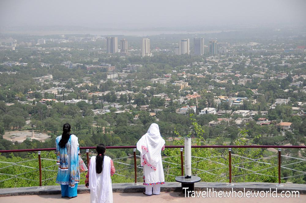 Pakistan Damanekoh Islamaabad
