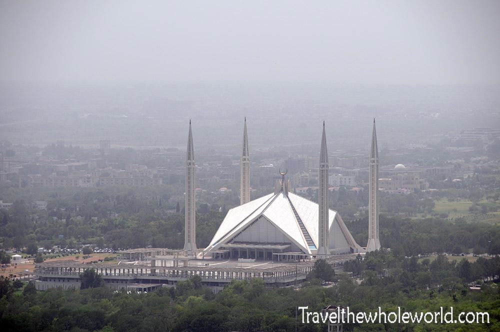 Pakistan Islamabad Faisal Mosque
