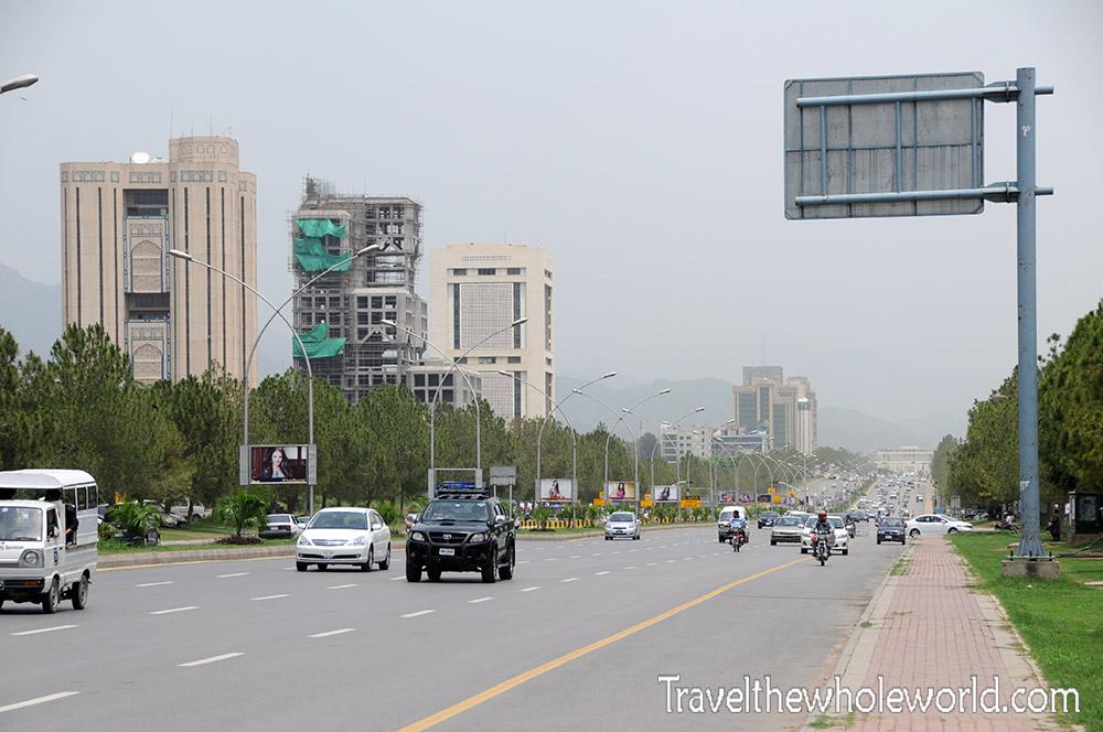 Pakistan Islamabad Highway