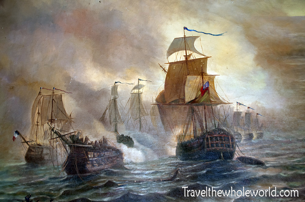 Pakistan Karachi Naval British Battle