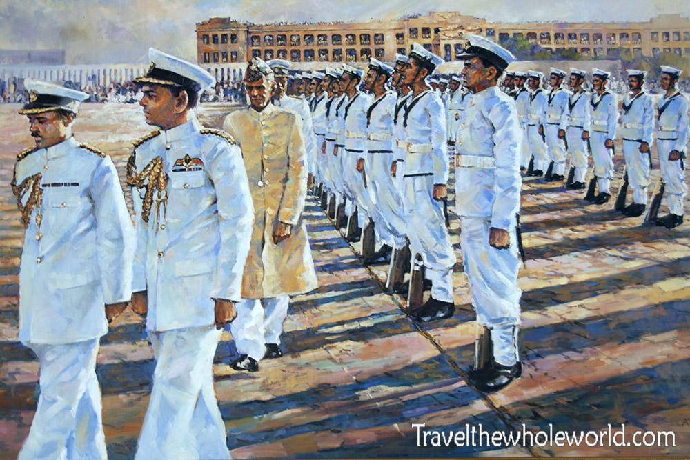 Pakistan Karachi Naval Museum Independence