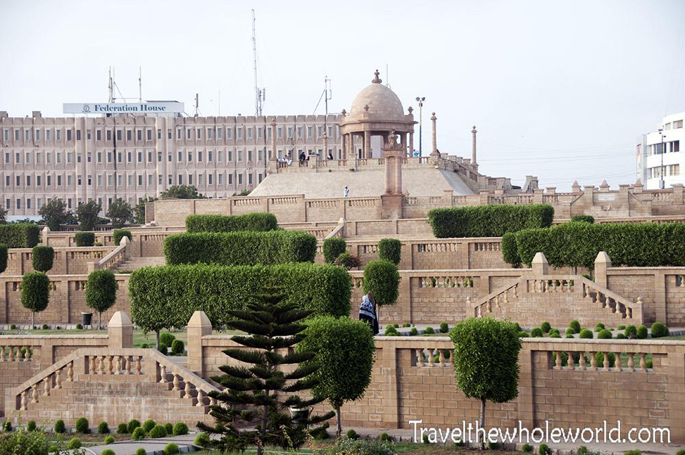 Pakistan Karachi Qasim Park