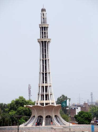 Pakistan Lahore E Minaret
