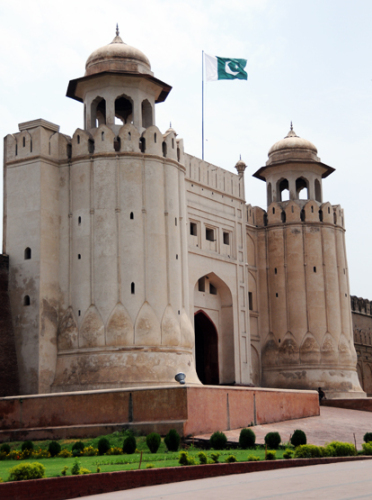 Pakistan Lahore Gate