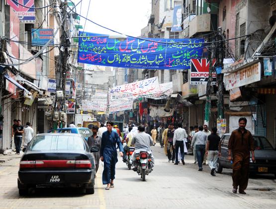 Visiting Lahore