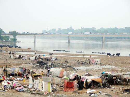 Pakistan Lahore River