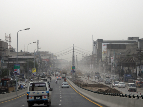 Pakistan Lahore Street