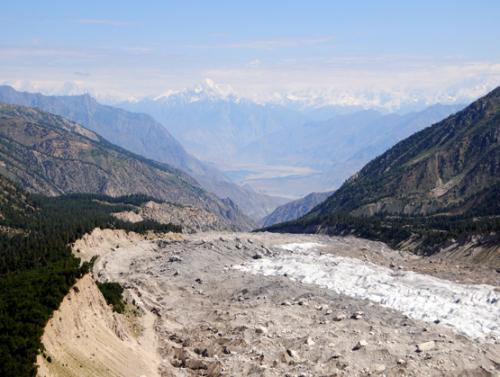 Pakistan Northern Areas Valley