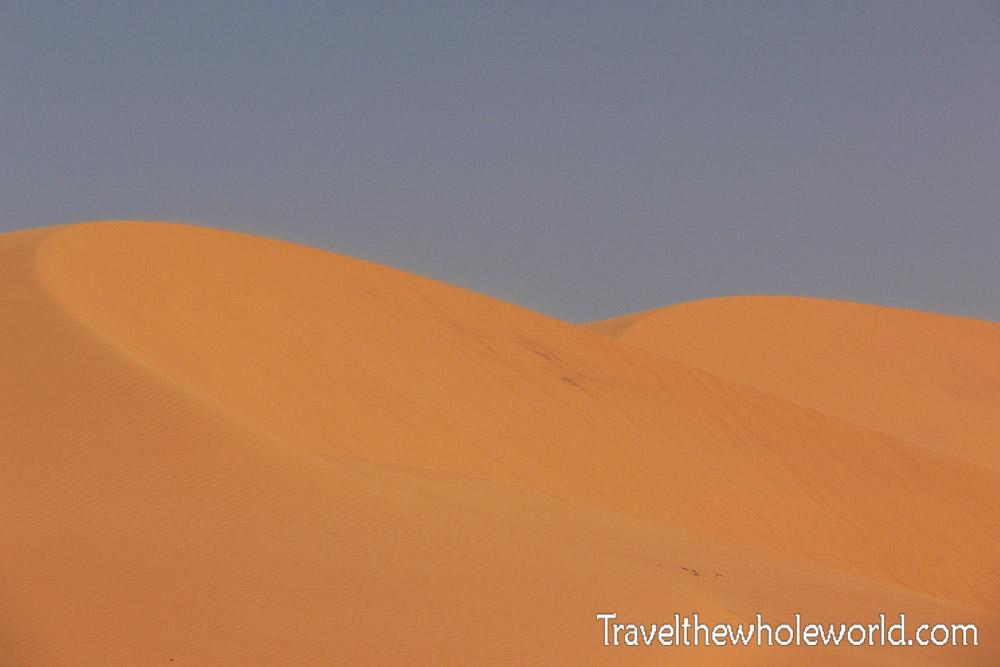 Sudan Africa Sand Dunes
