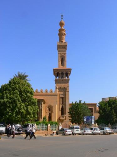 Sudan_Khartoum_Mosque